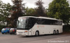 Also in the coach park on 31st August 2013 was DJ Coaches Kassbohrer Setra S415GT BN58AJO