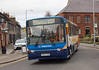 Stagecoach 20944 (R944XVM), a Volvo B10M/Alexander, in Penrith on 1th February 2013