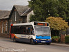 Stagecoach Optare Solo 47753 (PE51YHH) approaching Keswick Bus Station, 31st August 2013