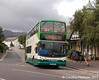 Stagecoach Dennis Trident 18357 (MX55KPJ) leaving Keswick for Carlisle on the 554 on the morning of 31st August 2013.