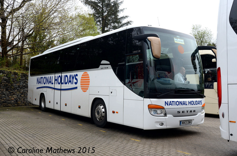 National Holidays NH13DWH, Bowness, 25th April 2015