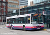 Also in Shude Hill Bus Station is First Volvo B10BLE/Wright 66194 (S794RWG)