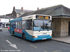 Arriva North East Alexander Dennis Dart 1791 (NK55MYS) in Hexham Bus Station on 6th November 2009.