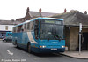 And in the same location is Arriva DAF SB3000/Plaxton 1205 (R295KRG)