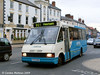 On my visit to Hexham in November 2009 Arriva was still the major operator and was using Optare Metrorider 2702 (R702MHN) on a local service.