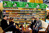 PARIS, FRANCE,  Food Trade Show, North African Food Exhibit, Halal Food, Cap 2000