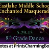 5-29-15 Eastlake Middle School 8th Grade Dance logo