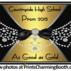 5-1-15 Countryside High School Prom logo