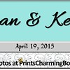 4-19-15 Ryan and Kelly Wedding logo - revised