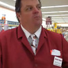 Twenty-five year Market Basket employee Walter McAvoy, of the Treble Cove Plaza, Billerica store, said sometimes the little guy wins.