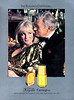 CARRINGTON Diverse 1987 US MOIDELS: Linda Evans & John Forsythe (Dynasty TV series act0s)