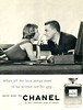 CHANEL Nº5 1956 US 'When all the love songs seem to be written just for you - you're ready for Chanel - The most treasured name in perfume'