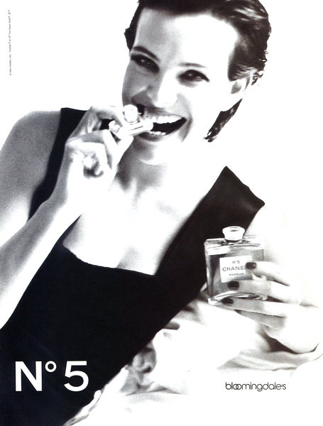 CHANEL Nº5 1994 US (Bloomingdale's stores)