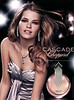 CHOPARD Cascade 2010 Germany 'Introducing the new fragrance from Chopard'<br /> MODEL: Michaela Hlavackova, PHOTO: Patrick Demarchelier