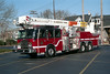 ELMWOOD PARK TOWER 945  E-ONE CYCLONE II BRONTO