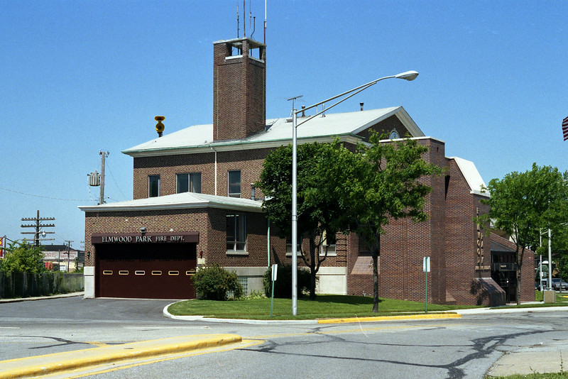 ELMWOOD PARK ORIGINAL STATION 1