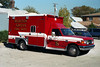 MORTON GROVE  AMBULANCE 5  1997 IHC 4700 - ROAD RESCUE