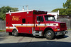 MORTON GROVE  AMBULANCE 5  1998 IHC 4700 - ROAD RESCUE