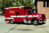 MORTON GROVE  AMBULANCE 4  1998 IHC 4700 - ROAD RESCUE