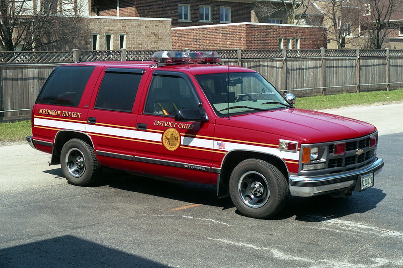 NORTHBROOK DISTRICT CHIEF