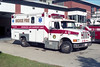 SKOKIE  AMBULANCE 16  1991 IHC 4300 - TAYLOR MADE