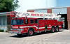 SKOKIE  TRUCK 3  1988 PIERCE ARROW  105'