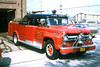 SKOKIE SQUAD 2  1957 FORD F - GENERAL BODY    RON HEAL PHOTO