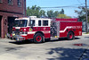 SKOKIE RESCUE TRUCK 17  1999 PIERCE SABER  1500-500