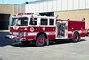 SKOKIE  ENGINE 18  1986 PIERCE ARROW - 1978 PIRSCH  1250-500  PIERCE REHAB