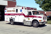 SKOKIE  AMBULANCE 18R   1991 IHC 4300 - TAYLOR MADE