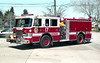 SKOKIE  ENGINE 17  1999 PIERCE SABER  1500-500