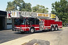 HARVEY FD  TRUCK 2  E-ONE HURRICANE  95' TL  BF