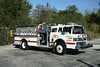 HOMEWOOD ACRES  ENGINE 1932  FORD C8000 - PIERCE  OFFICERS SIDE