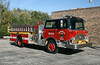 HOMEWOOD ACRES ENGINE 1934 MACK CF  OFFICERS SIDE