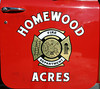 HOMEWOOD ACRES  DOOR LOGO