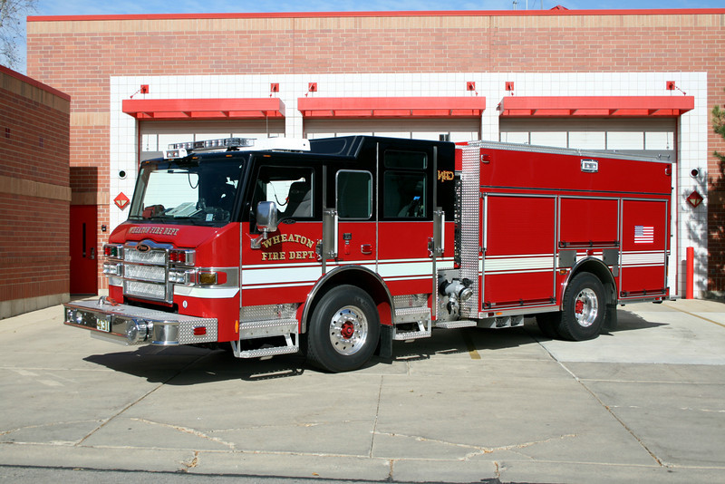 WHEATON ENGINE 431