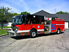 WHEATON ENGINE 421  SPARTAN CRIMSON