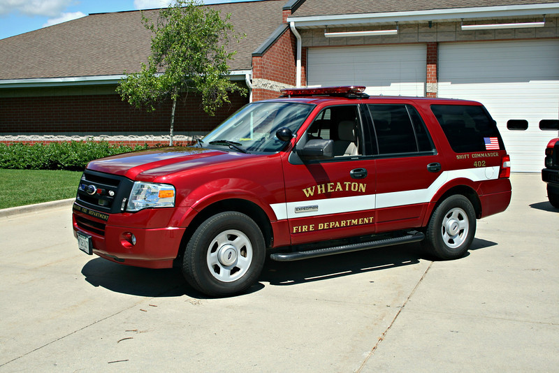 WHEATON CAR 402  SHIFT COMMANDER