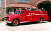 WINFIELD SQUAD 3  FORD F -   CHASSIS FROM TANKER 3