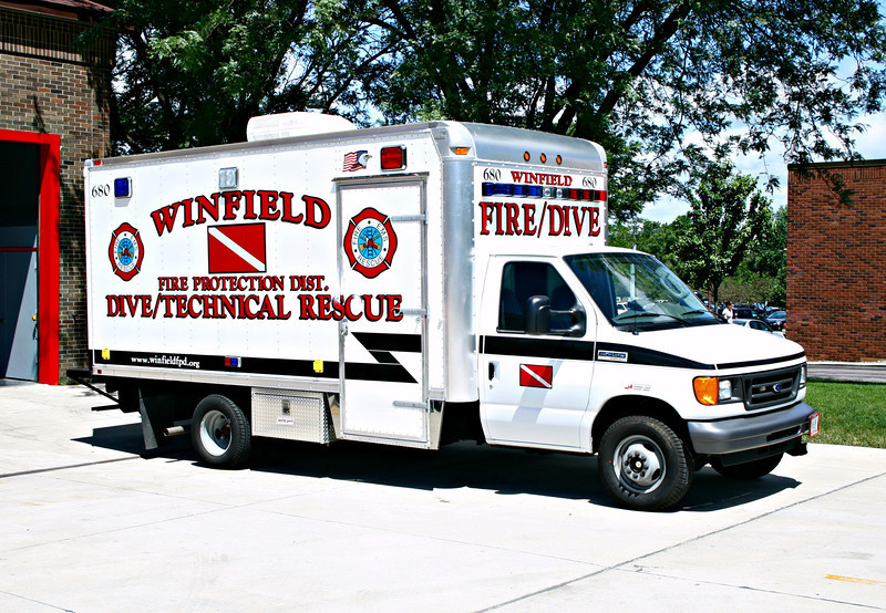 WINFIELD DIVE RESCUE 680