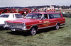 WINFIELD CAR 640  FORD STATION WAGON