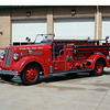 DYER ENGINE 4-13   1935 SEAGRAVE
