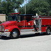 NEW CHICAGO ENGINE 22  KENWORTH - PIERCE