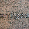 BLOOMINGDALES SIGN