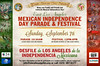 9-7-2014 MEXICAN INDEPENDENCE DAY PARADE & FESTIVAL - E.L.A.