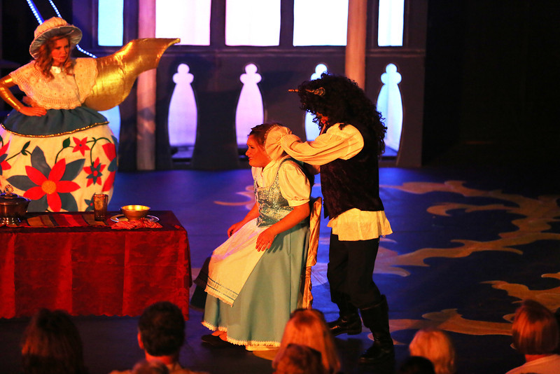 Debbie Markham Photo-Closing Performance-Beauty and the Beast-CUHS 2013-360