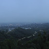 View from Griffith Observatory March 29, 2013