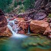 Little Backbone Creek, Shasta Lake, CA, USA