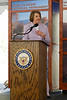 Senator Dianne Feinstein speaks at the 20th anniversary lunch hosted by the Wildlands Conservancy