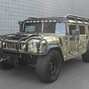 Troy Industries, Hummer H1 Camo, West Springfield, Mass.
